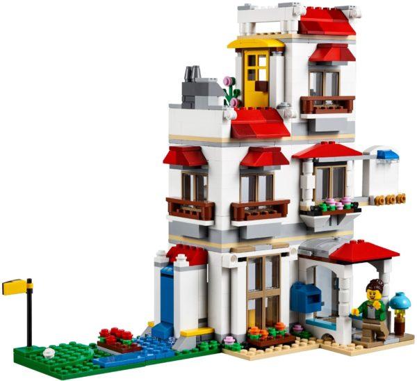 LEGO 31069 MODULAR FAMILY VILLA CREATOR