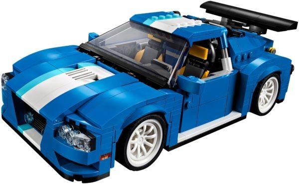 LEGO 31070 TURBO TRACK RACER CREATOR