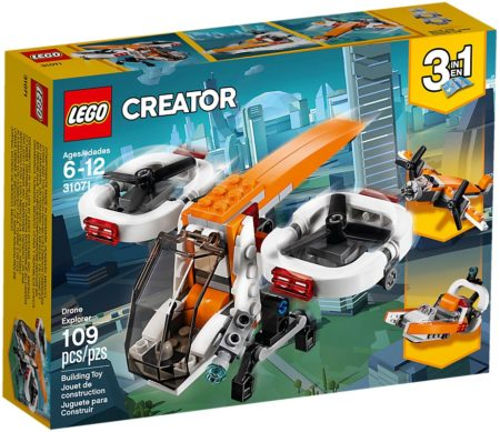 LEGO 31071 DRONE EXPLORER CREATOR