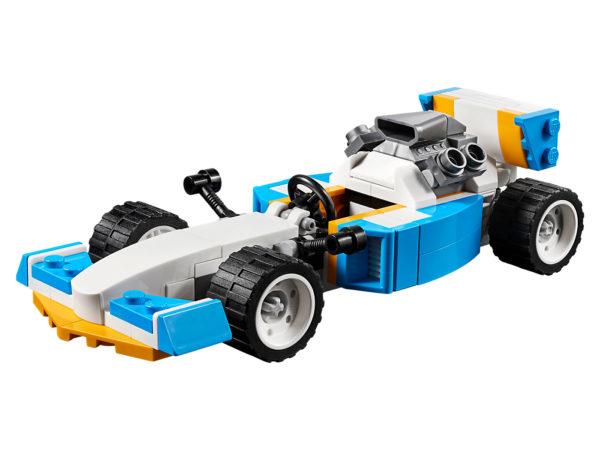 LEGO 31072 EXTREME ENGINES CREATOR