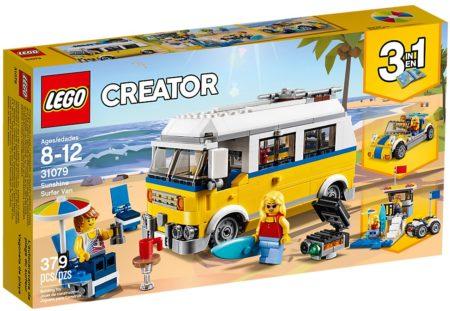 LEGO 31079 SUNSHINE SURFER VAN CREATOR