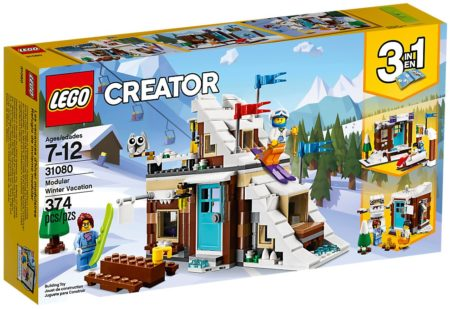 LEGO 31080 MODULAR WINTER VACATION CREATOR