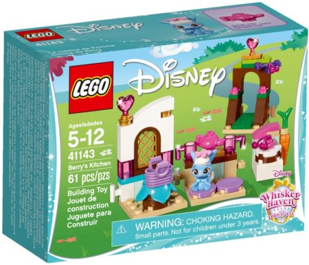 LEGO 41143 BERRY'S KITCHEN DISNEY PRINCESS
