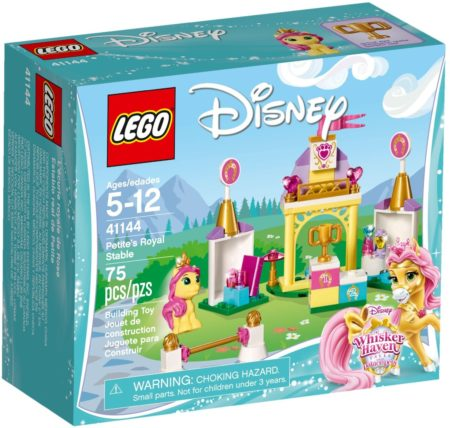 LEGO 41144 PETITE'S ROYAL STABLE DISNEY PRINCESS