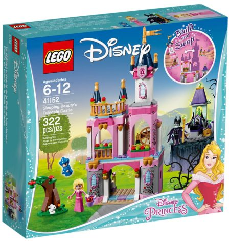 LEGO 41152 SLEEPING BEAUTYS FAIRYTAL DISNEY PRINCESS
