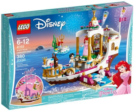 LEGO 41153 ARIELS ROYAL CELEBRATION DISNEY PRINCESS