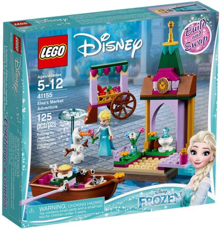 LEGO 41155 ELSAS MARKET ADVENTURE DISNEY PRINCESS
