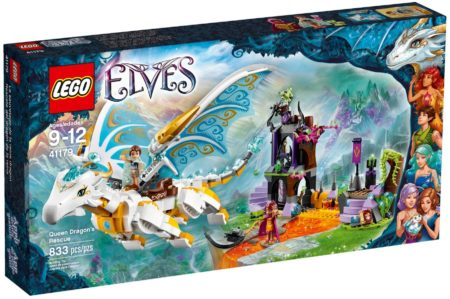 LEGO 41179 QUEEN DRAGON'S RESCUE ELVES