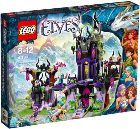 LEGO 41180 RAGANAS MAGIC SHADOW CASTLE ELVES