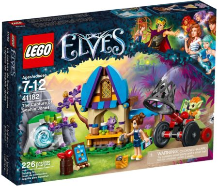 LEGO 41182 THE CAPTURE OF SOPHIE JONES ELVES