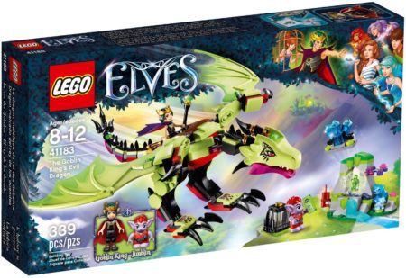 LEGO 41183 THE GOBLIN KING'S EVIL DR ELVES