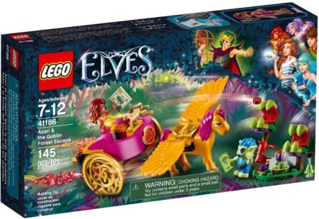 LEGO 41186 AZARI & THE GOBLIN FOREST ESCAPE ELVES