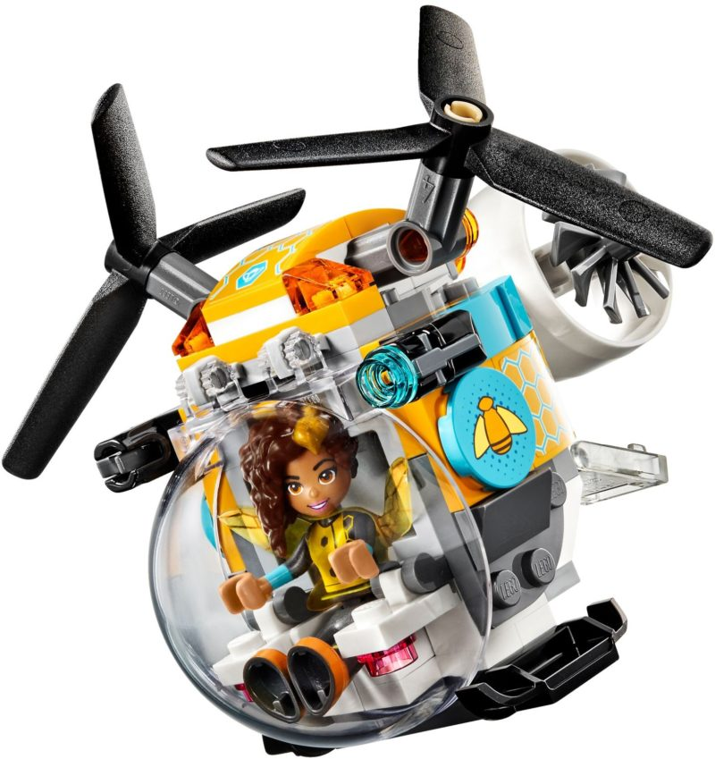 LEGO 41234 BUMBLEBEE HELICOPTER DC SUPER HERO GIRLS