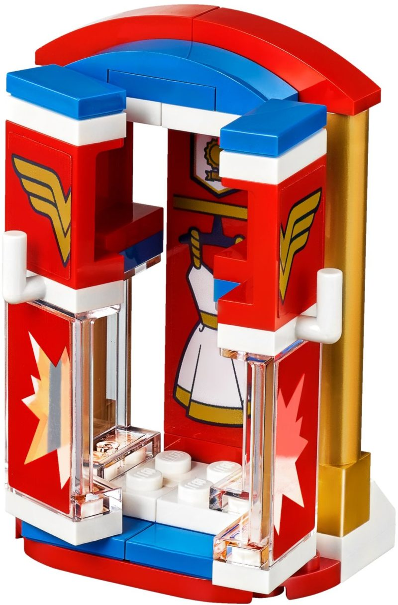 LEGO 41235 WONDER WOMAN DORM DC SUPER HERO GIRLS