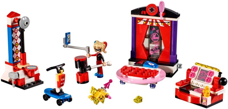 LEGO 41236 HARLEY QUINN DORM DC SUPER HERO GIRLS