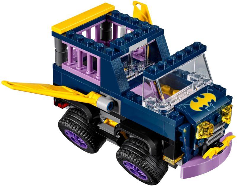 LEGO 41237 BATGIRL SECRET BUNKER DC SUPER HERO GIRLS
