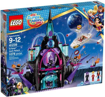 LEGO 41239 ECLIPSO DARK PALACE DC SUPER HERO GIRLS