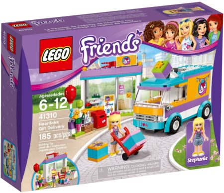 LEGO 41310 HEARTLAKE GIFT DELIVERY FRIENDS