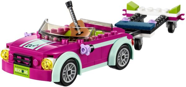 LEGO 41316 ANDREAS SPEEDBOAT TRANSPORTER FRIENDS