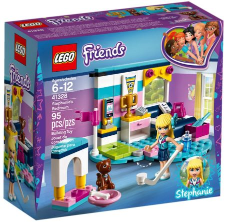 LEGO 41328 STEPHANIES BEDROOM FRIENDS