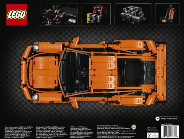 LEGO 42056 PORSCHE 911 GT3 RS TECHNIC