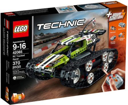 LEGO 42065 RC TRACKED RACER TECHNIC
