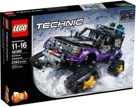 LEGO 42069 EXTREME ADVENTURE TECHNIC
