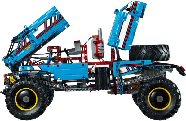 LEGO 42070 6X6 ALL TERRAIN TOW TRUCK TECHNIC