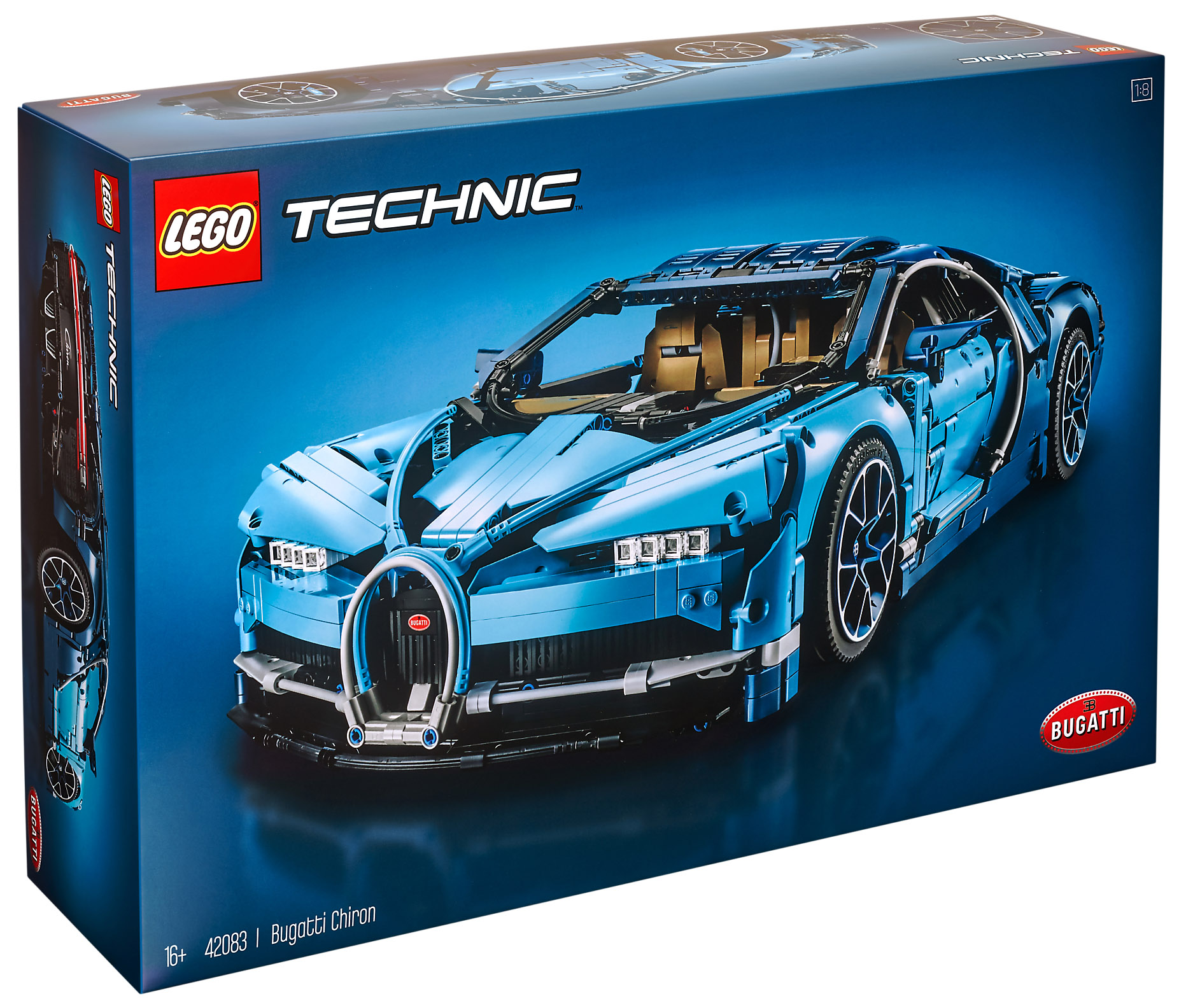 lego 42083 bugatti chiron technic brickbuilder australia. Black Bedroom Furniture Sets. Home Design Ideas