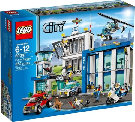 LEGO 60047 POLICE STATION CITY