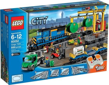 LEGO 60052 CARGO TRAIN CITY