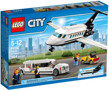 LEGO 60102 AIRPORT VIP SERVICE CITY