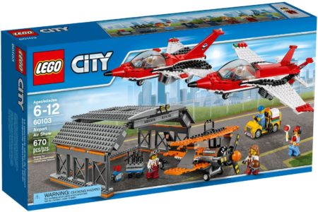 LEGO 60103 AIRPORT AIR SHOW CITY
