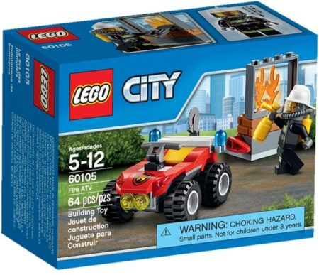 LEGO 60105 FIRE ATV CITY