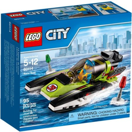LEGO 60114 RACE BOAT CITY