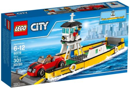 LEGO 60119 FERRY CITY