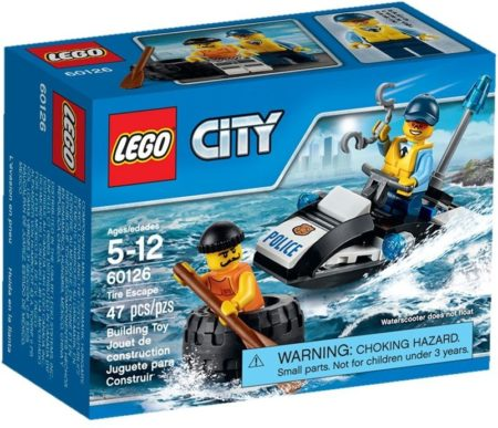 LEGO 60126 TIRE ESCAPE CITY