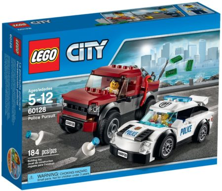 LEGO 60128 POLICE PURSUIT CITY