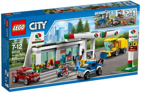 LEGO 60132 SERVICE STATION CITY