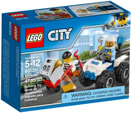 LEGO 60135 ATV ARREST CITY