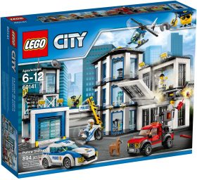 LEGO 60141 POLICE STATION CITY