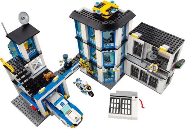 LEGO 60141 POLICE STATION CITY