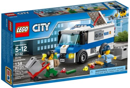 LEGO 60142 MONEY TRANSPORTER CITY