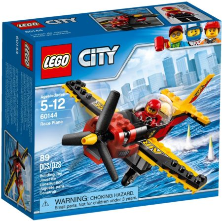 LEGO 60144 RACE PLANE CITY