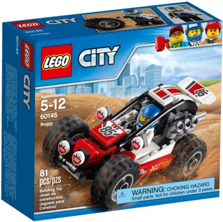 LEGO 60145 BUGGY CITY