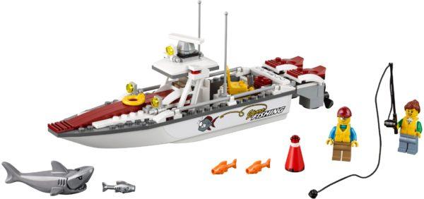 LEGO 60147 Fishing Boat City