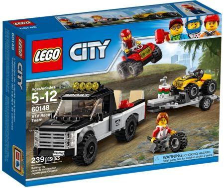 LEGO 60148 ATV RACE TEAM CITY