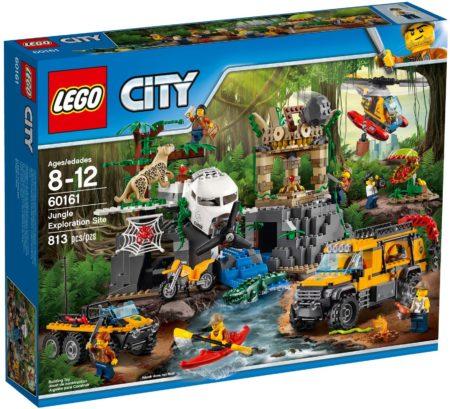 LEGO 60161 JUNGLE EXPLORATION SITE CITY