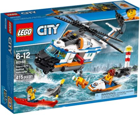 LEGO 60166 HEAVY-DUTY RESCUE HELICOPTER CITY