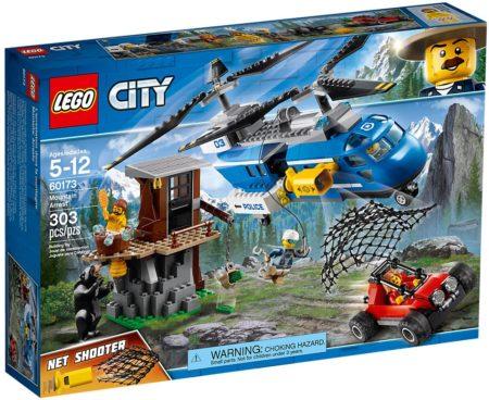 LEGO 60173 MOUNTAIN ARREST CITY